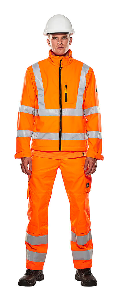 Werkjack & Broek - Hi-vis oranje - MASCOT® SAFE LIGHT - Model