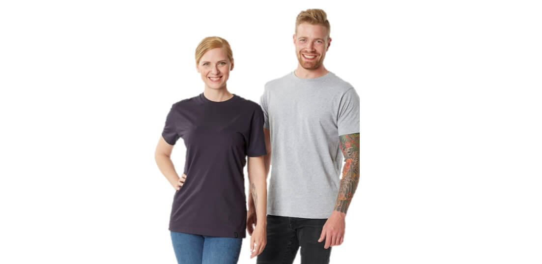 2019 - Modèles, Homme, Femme, Sustainable products, T-shirts