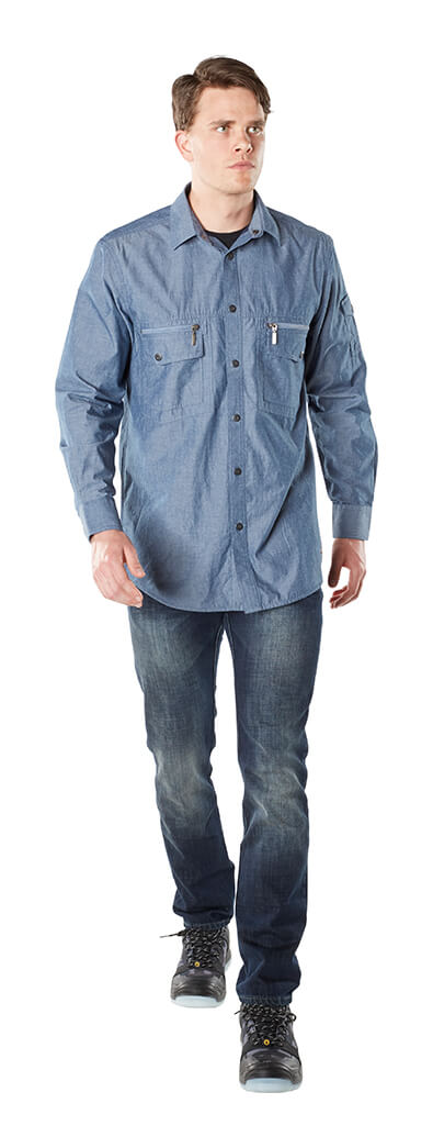 Jeans & Chemise - Homme