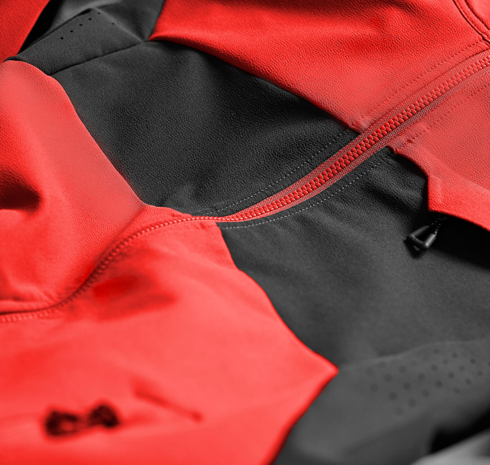 Jack - MASCOT® ACCELERATE - Detail - Rood