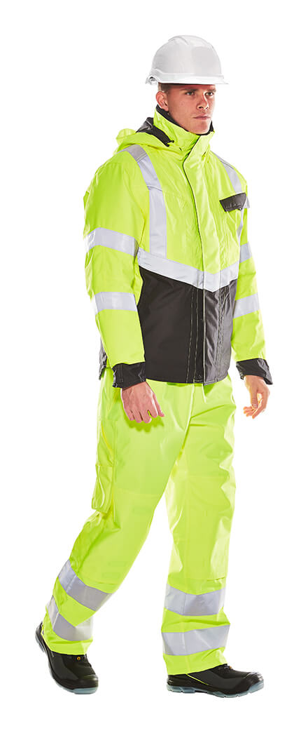 MASCOT® SAFE SUPREME Winterkleding - Hi-vis geel - Model